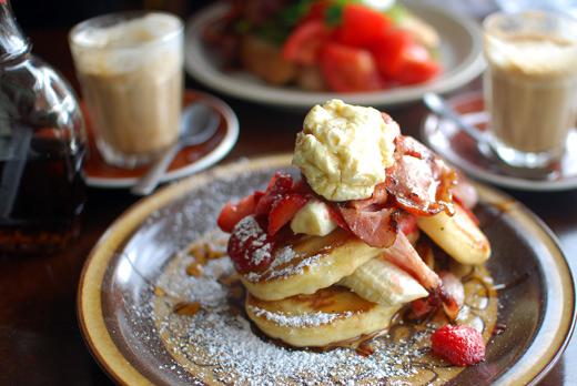 Pancakes, Fandango