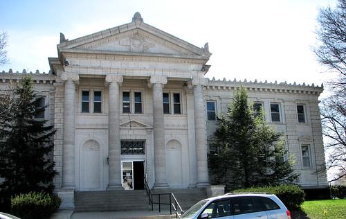 Sedalia's Carnegie Library