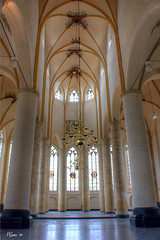 Bergkerk-interieur (Patrick Goossens) Tags: church netherlands interior hdr deventer bergkerk stuckincustoms 7pointsystem