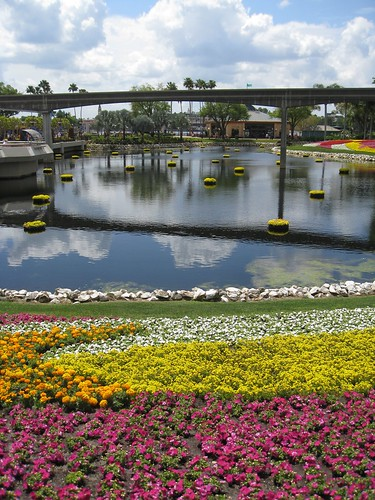 Epcot International Flower and Garden Festival 2010