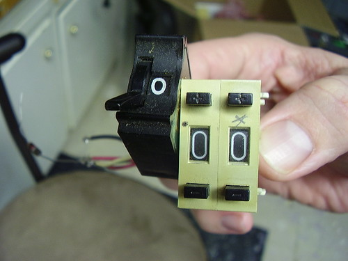 Added - Mechanical BCD switch