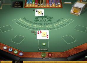 Big Five Blackjack Gold