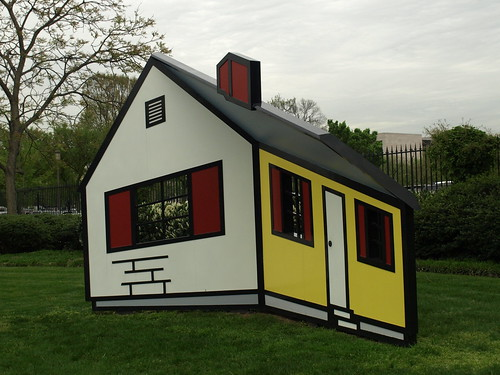 Roy Lichtenstein house