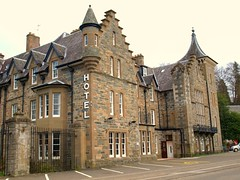 Birnam Hotel (B4bees .(2m views)) Tags: hotel scotland rooms meals perthshire historical dunkeld birnam vast perth800