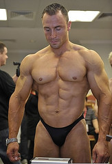 Weight-In (muscle[spell]bound) Tags: man male pecs training power masculine muscle hunk bodybuilding buff strong strength muscleman bodybuilder workout gym macho weighin weight protein weights bicep stubble steroids tricep culturismo musculos muskel muskelmann culturiste