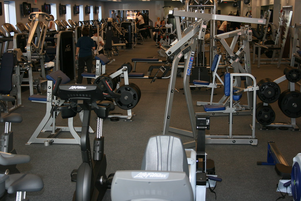 Fitness Floor at Fitness For You