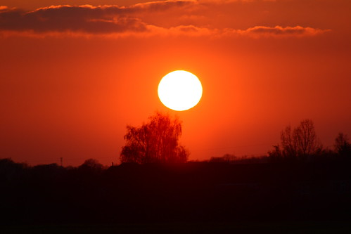Volcanic Sun
