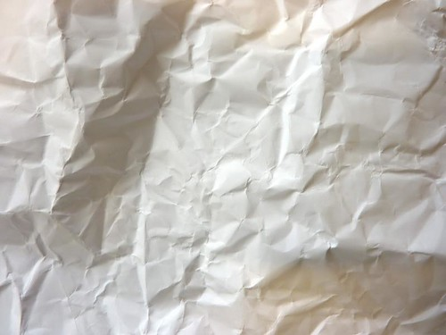 Large sheet of paper texture