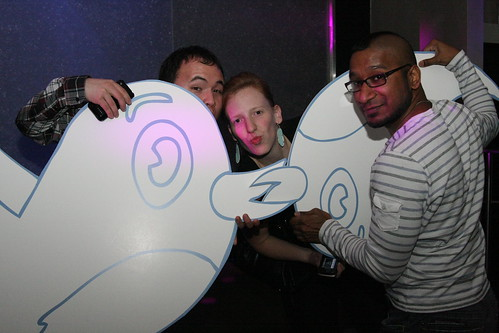 Chirp After-Party -Ben Parr, Danielle Morrill & Gregarious Narain