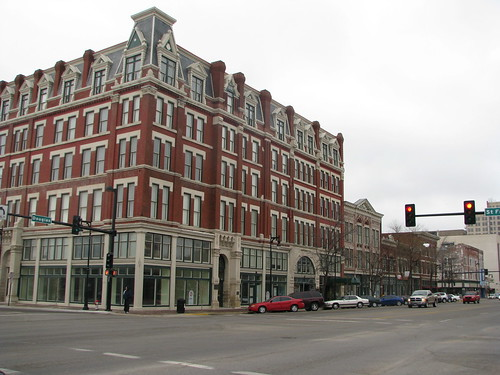 Wichita's Hotel Eaton