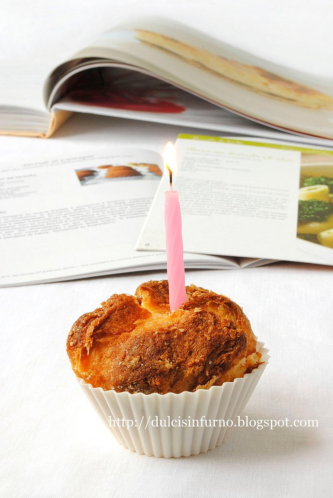 E' il primo compleanno del blog! The first Blog Anniversary