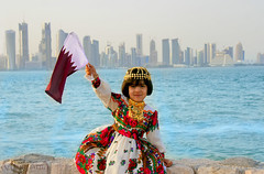 Qatar ♥♥  between past and present (Maryam.Ibrahim) Tags: