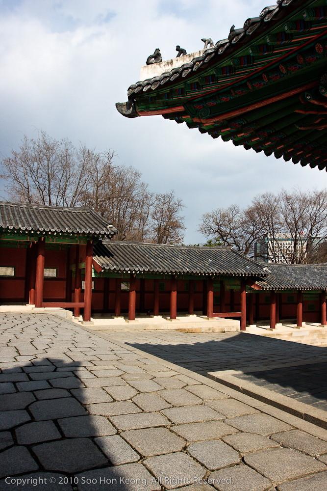 Gyeonghuigung Palace @ Seoul, Korea