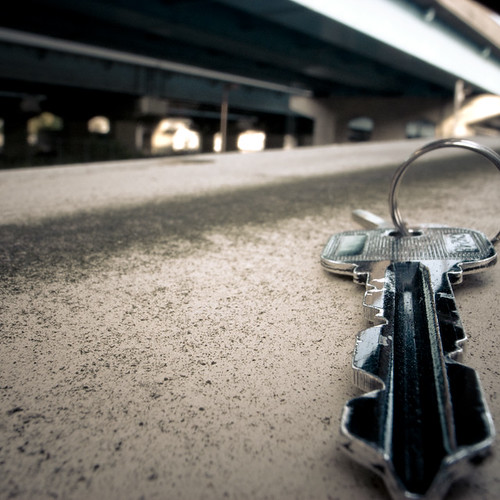 The Key to Under the Overpass