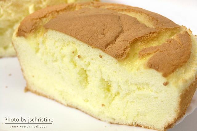 超綿柔雞蛋糕