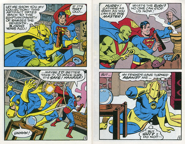 Super Powers - 15 - Doctor Fate - 03
