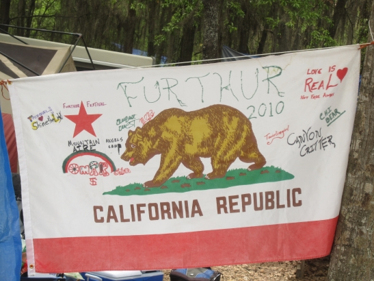 Furthur Banner
