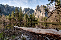 Grand Yosemite (Nick Chill Photography) Tags: usa america landscape photography nationalpark nikon image stock scenic meadow el tokina yosemite fusion capitan cathedralrocks d90 1116mm nickchill