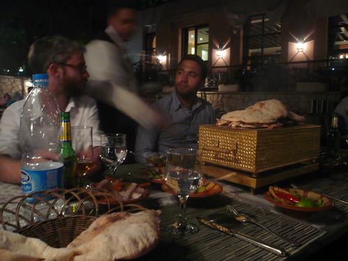 Kebabgy at Sofitel, Zamalek