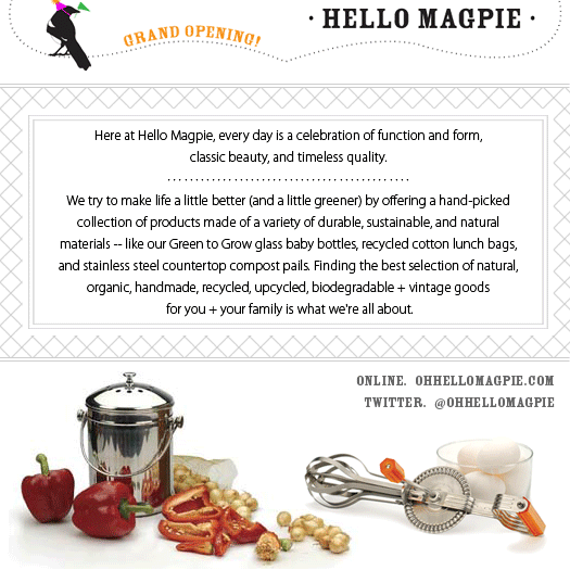 hello-magpie