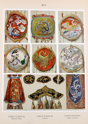 025- Tibet principios siglo XX-Ornament two thousand decorative motifs…1924-Helmuth Theodor Bossert