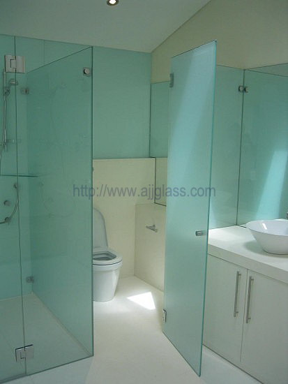 And shower enclosures with sandblasted windows and door glass - What Types Of Glass Is Good For Shower Doors Ajj Glass