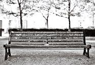 bench alone.