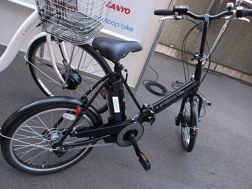 4547226319 9b642fb73f [OTBブログ]電動ハイブリッド自転車「エネループバイク」試乗会に行ってきました