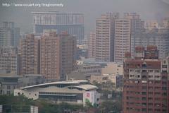 Looking Down Zuoying,Kaohsiung(Taiwan)-002 ( Chi,It-ln) Tags: library lookdown kaohsiung block  birdseye skm      thsr  zuoying