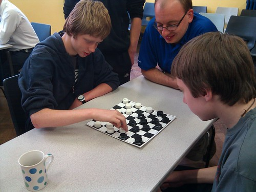 Photo of Draughts