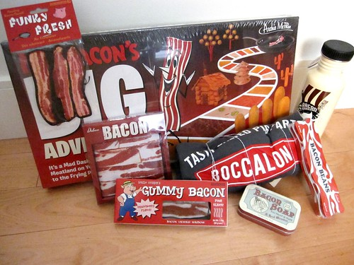 bacon prizes