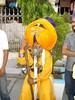 Nihang Singh (Chakarvarti Fauj) Tags: sikh goldentemple singh khalsa simran kirpan khanda shastar harimandirsahib nihang dhumalla akaltakht nihung nihangsingh duhmalla