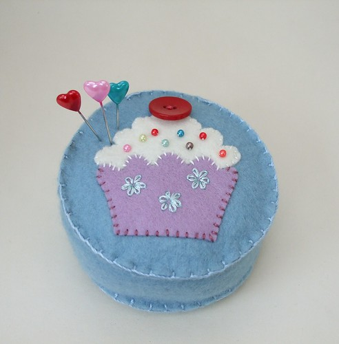 Pin cushion for Claire's Pin cushion swap