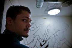 Paintin (Synne Tonidas) Tags: oslo painting diy concert punk blitz maling autonomy autonomos youthhouse blitzpning