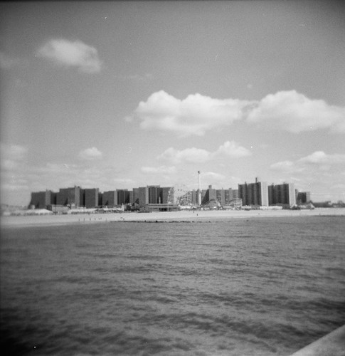Coney Island from Steeplechase Pier