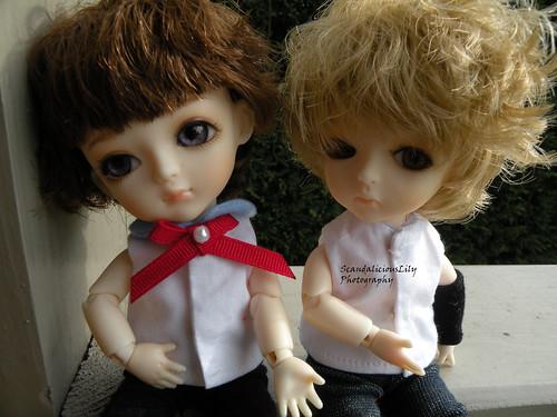 Ephram & Zach