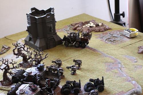 Ork Turn 2a - 5/1