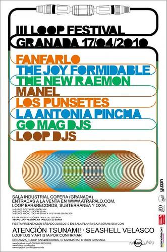 loop festival cartel