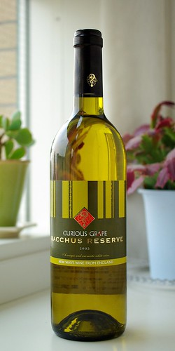 Wine. English Wine.