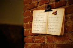 Lezioni. (piermario) Tags: start notebook torino bricks steps give dare lesson simple teach share learn lezione passi mattoni quaderno semplice iniziare imparare insegnare condividere mydearmelissa