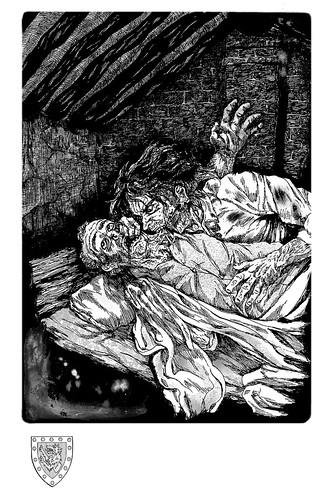 Plate 2: Cur's first murder