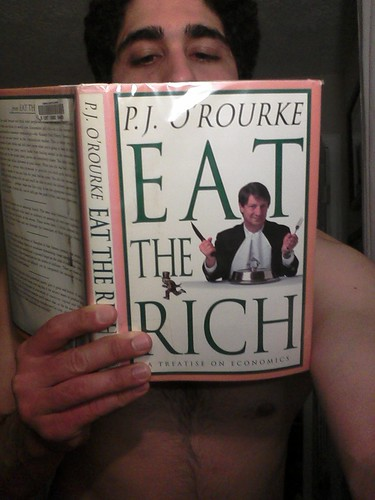 Day Three Hundred Twenty-Four:  Eat the Rich