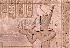 10040217 (wolfgangkaehler) Tags: africa temple ancient ship egypt carving temples offering hathor reliefcarving ancientsite denderaegypt