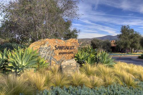 Santanluz Gate Entrance by you.