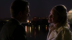 DiNozzo and Dana Hutton