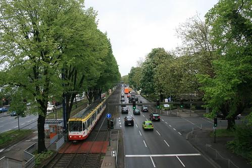 Stadtverkehr statt Autobahn: Ruhrschnellweg in Dortmund