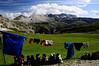 Bandiere :) (CatW MoscO) Tags: park italien italy parco mountain landscape nikon italia landschaft montagna paesaggio dolomites dolomiti südtirol monti altoadige southtyrol gebirge naturpark dolomiten geisler parconaturale odle puez nikond300