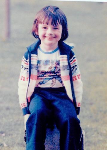 Scott Richardson 1970s