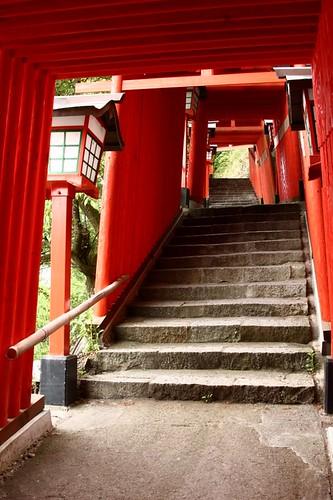 Sightseeing in Tsuwano