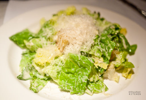 Dirty Caesar Salad